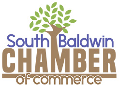 south baldwin chamber logo