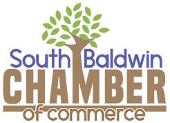 south baldwin chamber logo